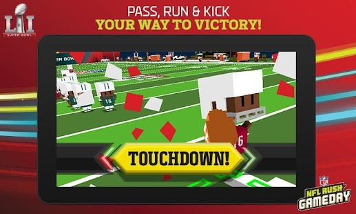 NFL Rush Gameday- screenshot thumbnail