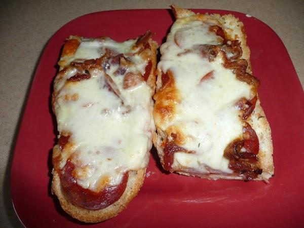 Kimi's French Bread Pizza Recipe