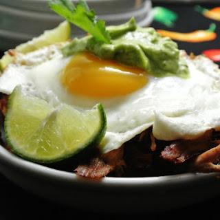 Crispy Carnitas and Fried Eggs