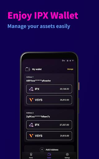Tachyon VPN - Private Free Proxy 2.2.1 Screenshots 3