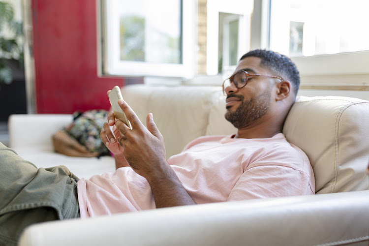 Switch off your device, unplug the charging cable and take off its case before cleaning. Picture: SUPPLIED/DSTV/GETTY IMAGES