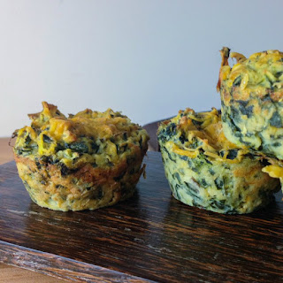 Baked Spinach Mashed Potato Cups