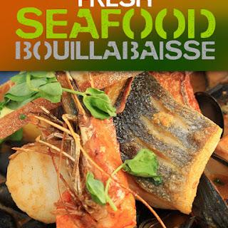 Fresh Seafood Bouillabaise