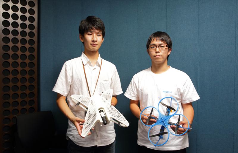 Команда ROK была основана на осознании того, что новая технология дронов может быть применена для спасения тех людей, которые в ней нуждаются.