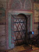 Photo: Drzwi do zakrystii