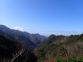小城頭と戸倉山
