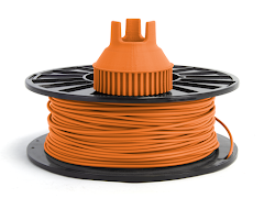 Orange PRO Series Nylon Filament - 2.85mm (0.75kg)
