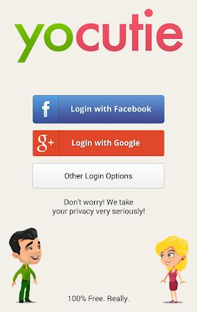 YoCutie ♥ 100% Free Dating App 1.131 screenshot 562426