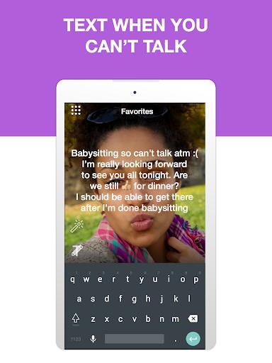 Push-to-Talk Video Chat screenshot 8