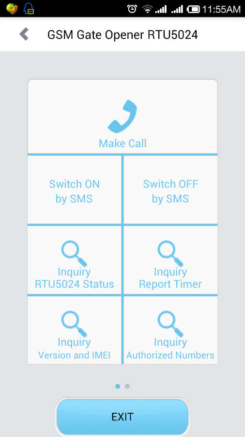 Gsm Gate Opener Rtu5024 Android Apps On Google Play