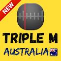 Triple M Radio App icon