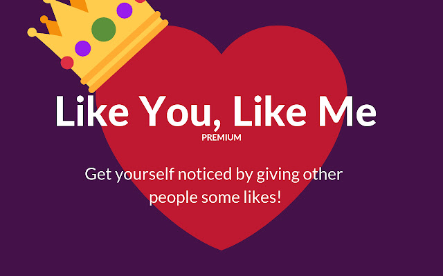 Like You, Like Me - PREMIUM