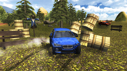 Extreme SUV Driving Simulator screenshot 1