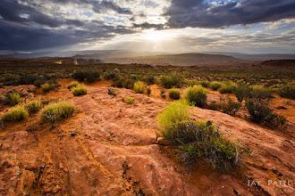 Photo: Arizona Sun, Glen Canyon Recreational Area, AZ