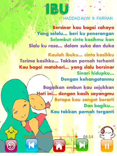 Lagu Sholawat Anak Lengkap filehippodl screenshot 8