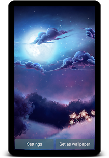 Starlight Live Wallpaper Free- screenshot thumbnail
