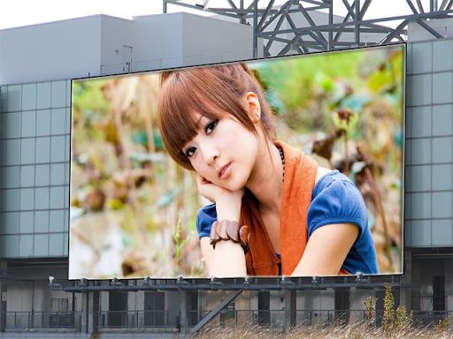 Billboard Photo Frames Editor