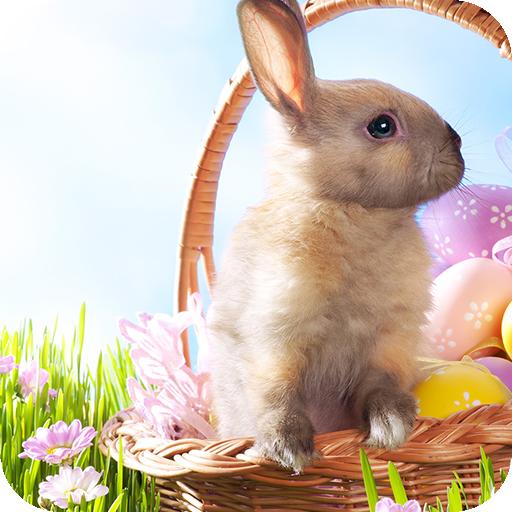 Easter Background 個人化 App LOGO-APP試玩