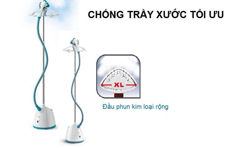 Bàn ủi hơi nước cầm tay dạng đứng Tefal IT2460E0| Chống trầy xước tối ưu