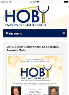 HOBY- screenshot thumbnail