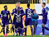 Testé positif au coronavirus, Anderlecht sera privé d'un joueur contre le Cercle