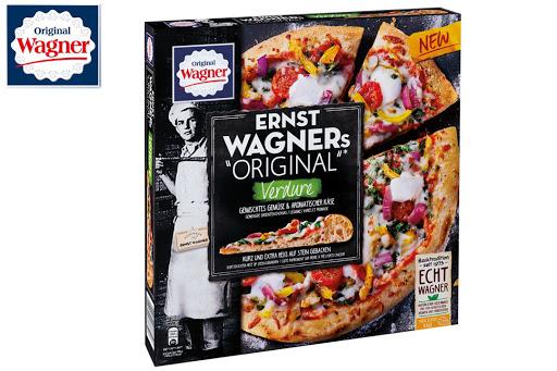 """Bild für Cashback-Angebot: ERNST WAGNERs """"ORIGINAL"""" Pizza Verdure - Wagner"""