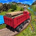 Truck Driver Cargo icon