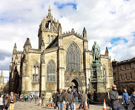 Photo: St Giles Cathedral