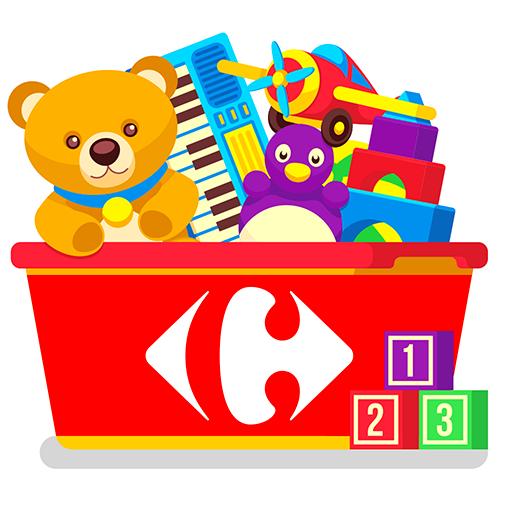Magia jucăriilor la Carrefour
