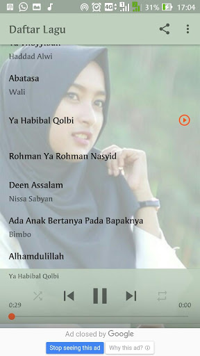 Lagu Ramadhan Terpopuler 1.0 screenshots 3
