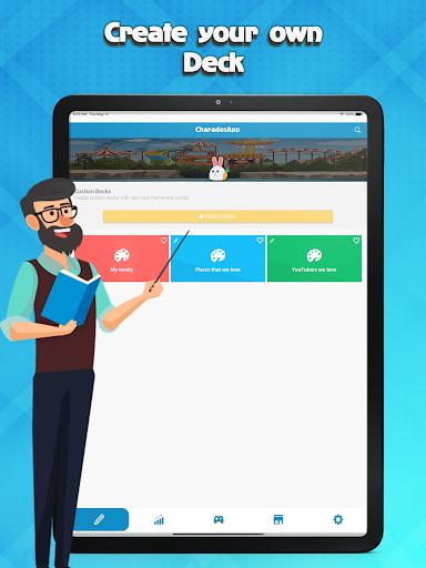 CharadesApp - What am I? (Charades and Mimics) apkpoly screenshots 7