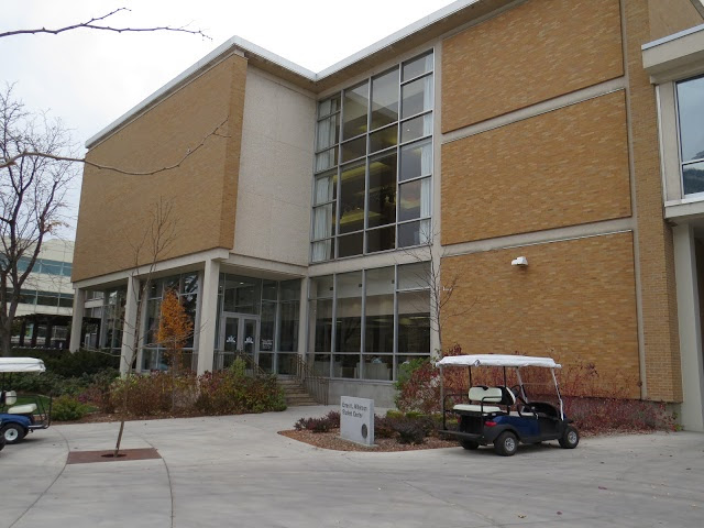 Wilkinson Student Center, BYU
