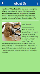 NRV Pediatrics- screenshot thumbnail