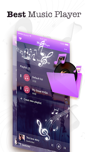 Music Player & Radio- screenshot thumbnail