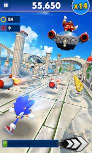 Sonic Dash Mod Apk 3.8.3.Go 3