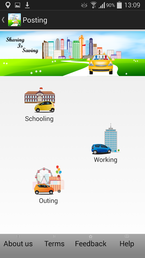 CarpoolSG - Driver- screenshot
