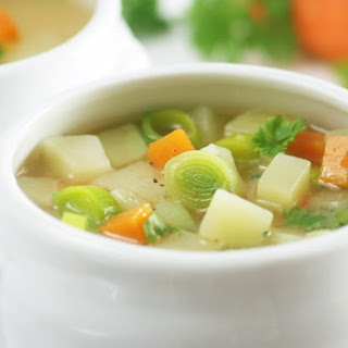 Healthy Chunky Potato Soup Recipes