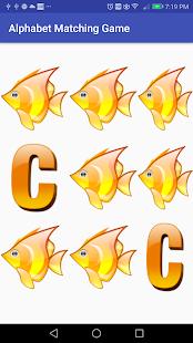 ABC Alphabet Matching Game Kids - náhled
