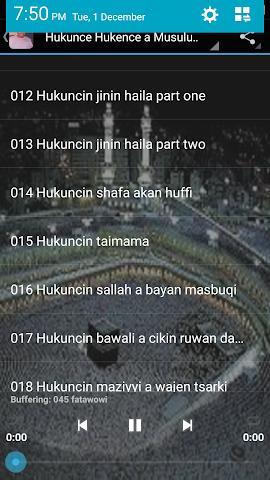 android Hukunce Hukunce Sheik Jafar Screenshot 3
