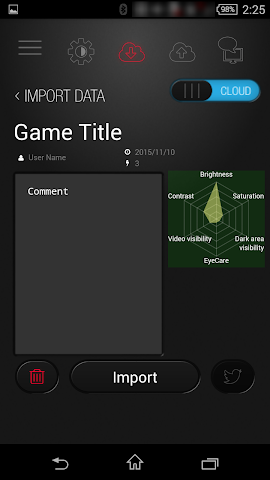 android G-Ignition Mobile Screenshot 2
