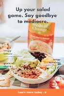 Up Your Salad Game - Pinterest Pin item