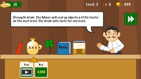 Gold Miner screenshot 03