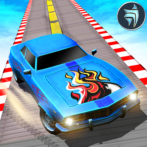Muscle Car Impossible Stunt Drive 3D
