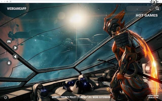 Game Theme - Warframe Wallpapers