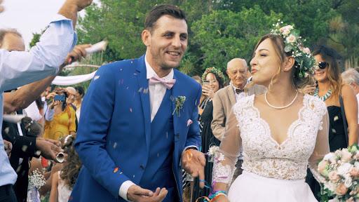 Labtec Prod | Vidéaste mariage | Sortie de cérémonie domaine de roquefeuille