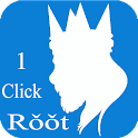 Guide for one click root icon