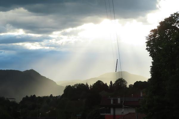 Pioggia all'orizzonte. di CeCa