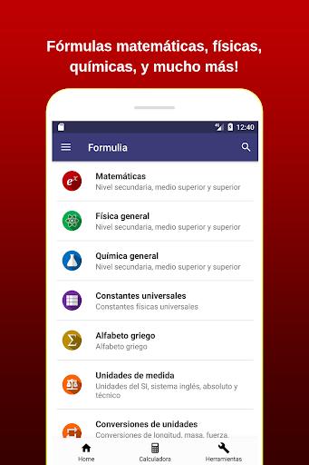 Formulia 2.6 screenshots 1