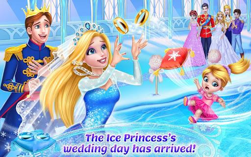 Ice Princess - Wedding Day 1.4.0 screenshots 5