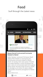 NIN60: Latest Pakistani News- screenshot thumbnail